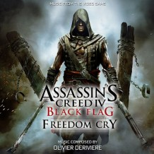 Assassin's Creed IV: Freedom Cry (Olivier Derivière) UnderScorama : Juin 2014
