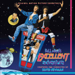 Bill & Ted's Excellent Adventure (David Newman) UnderScorama : Août 2014