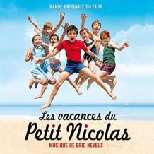Vacances du Petit Nicolas (Les) (Éric Neveux) UnderScorama : Juillet 2014