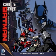 Batman: Assault On Arkham (Robert J. Kral) UnderScorama : Septembre 2014