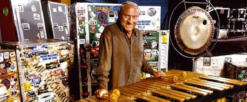 Wonderful World Of Percussion (Emil Richards) Les mille et un souvenirs d'un musicien d'exception.