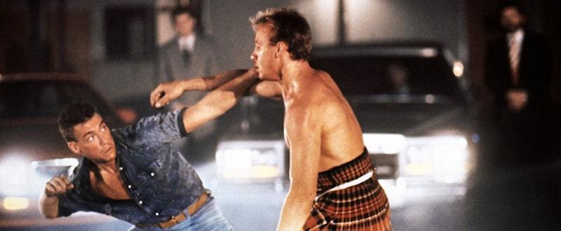 Fighting The Scot