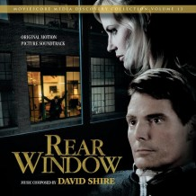 Rear Window (David Shire) UnderScorama : Octobre 2014