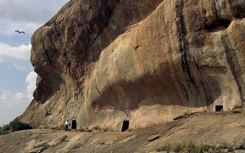 The Marabar Caves