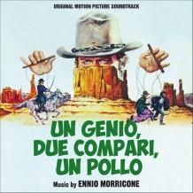 Genio, due Compari, un  Pollo (Un) / Sonny & Jed (Ennio Morricone) UnderScorama : Octobre 2014