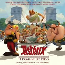 Astérix : le Domaine des Dieux (Philippe Rombi) UnderScorama : Décembre 2014