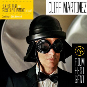 Cliff Martinez At Film Fest Gent (Cliff Martinez) UnderScorama : Novembre 2014