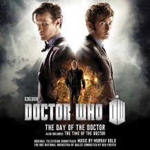 Doctor Who: The Day Of The Doctor / The Time Of The Doctor (Murray Gold) UnderScorama : Décembre 2014