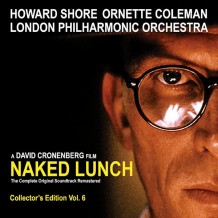 Naked Lunch (Howard Shore) UnderScorama : Novembre 2014