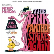 Pink Panther Strikes Again (The) (Henry Mancini) UnderScorama : Janvier 2015