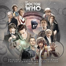 Doctor Who: The 50th Anniversary Collection 1963-2013 UnderScorama : Décembre 2014