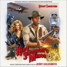 King Solomon's Mines (Jerry Goldsmith) UnderScorama : Janvier 2015