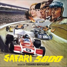 Safari 5000 (Toshiro Mayuzumi) UnderScorama : Avril 2015