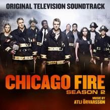 Chicago Fire (Season 2) (Atli Örvarsson) UnderScorama : Février 2015