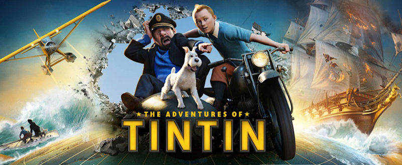The Adventures Of Tintin (John Williams) Le trésor de Williams le Rouge