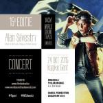 Alan Silvestri au Festival du Film de Gand Il y dirigera un concert exceptionnel de l'essentiel des grands classiques...