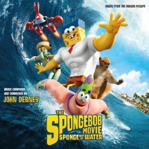 Spongebob Movie: Sponge Out Of Water (The) (John Debney) UnderScorama : Avril 2015