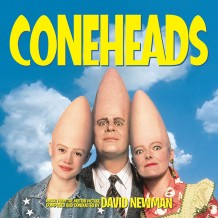 Coneheads / Talent For The Games (David Newman) UnderScorama : Juin 2015