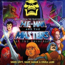 He-Man And The Masters Of The Universe (Shuki Levy, Haïm Saban & Erika Lane) UnderScorama : Mai 2015