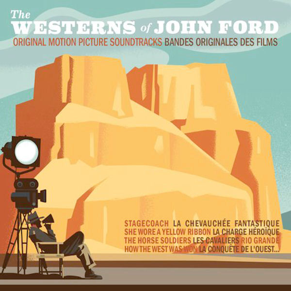 The Westerns Of John Ford