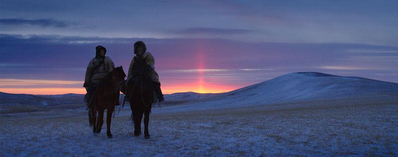 Les beautés de la Mongolie