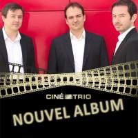Un deuxième album pour le Ciné-Trio Découvrez en live les partitions choisies pour leur second CD