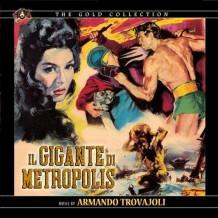 Gigante di Metropolis (Il) (Armando Trovajoli) UnderScorama : Juin 2015