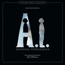 A.I. Artificial Intelligence (John Williams) UnderScorama : Juillet 2015
