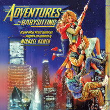 Adventures In Babysitting (Michael Kamen) UnderScorama : Aout 2015
