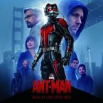 Ant-Man (Christophe Beck) UnderScorama : Août 2015