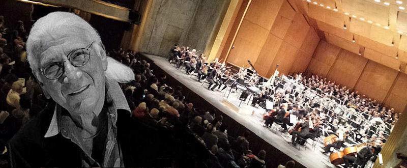 Goldsmith au Théâtre des Champs-Elysées Une première en France : un concert entièrement dédié au compositeur
