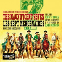 Magnificent Seven (The) (Elmer Bernstein) UnderScorama : Juin 2015