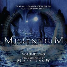 Millennium (Volume 2) (Mark Snow) UnderScorama : Juillet 2015