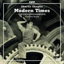 Modern Times (Charlie Chaplin) UnderScorama : Août 2015
