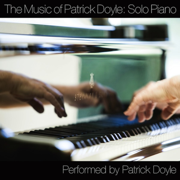 The Music Of Patrick Doyle : Solo Piano