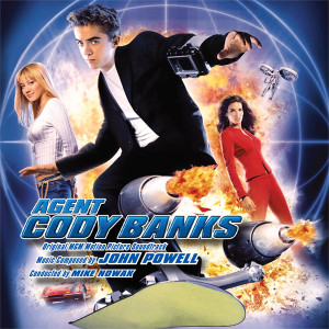 Agent Cody Banks (John Powell) UnderScorama : Août 2015