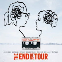 End Of The Tour (The) (Danny Elfman) UnderScorama : Août 2015