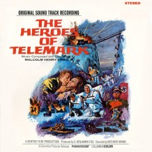Heroes Of Telemark (The) / Stagecoach (Malcolm Arnold / Jerry Goldsmith) UnderScorama : Octobre 2015