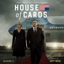 House Of Cards (Season 3) (Jeff Beal) UnderScorama : Septembre 2015