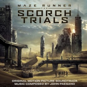 Maze Runner - The Scorch Trials Cover