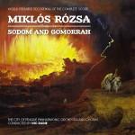 Sodom And Gomorrah (Miklos Rozsa) UnderScorama : Novembre 2015