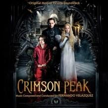 Crimson Peak (Fernando Velázquez) UnderScorama : Novembre 2015