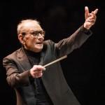 Ennio Morricone de retour en concert à Paris Le Maestro fêtera ses 60 ans de carrière au Palais des Congrès en mai 2016