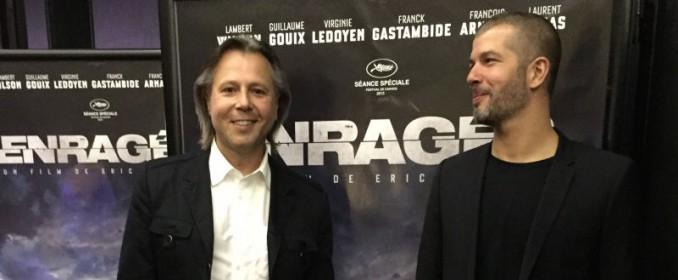 Laurent Eyquem et Eric Hannezo