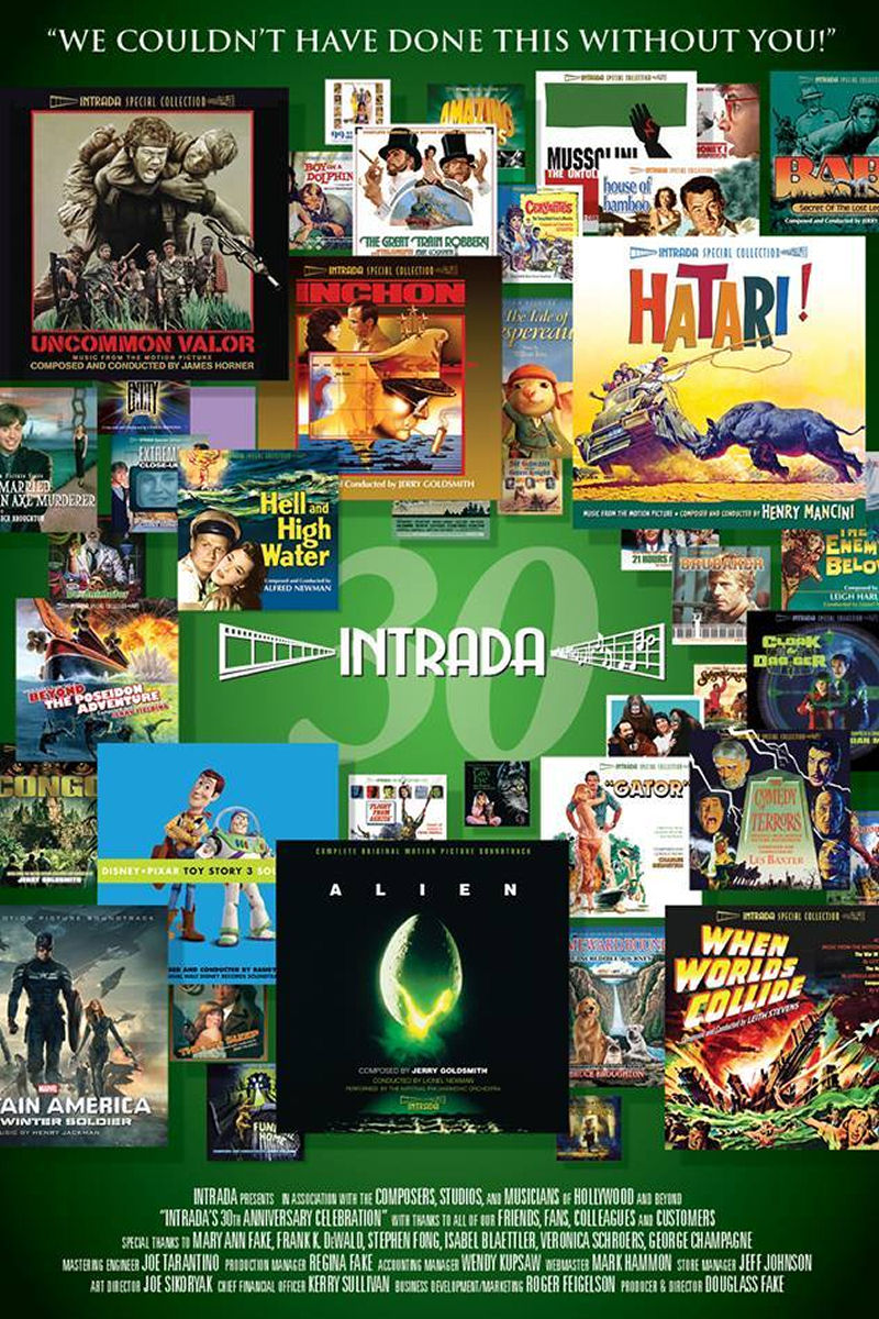 Intrada 30th Anniversary