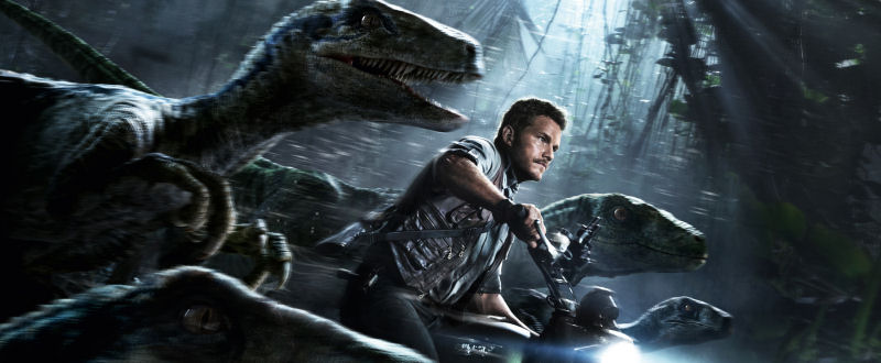 Jurassic World (Michael Giacchino) Le petit Giacchino et la vallée des merveilles