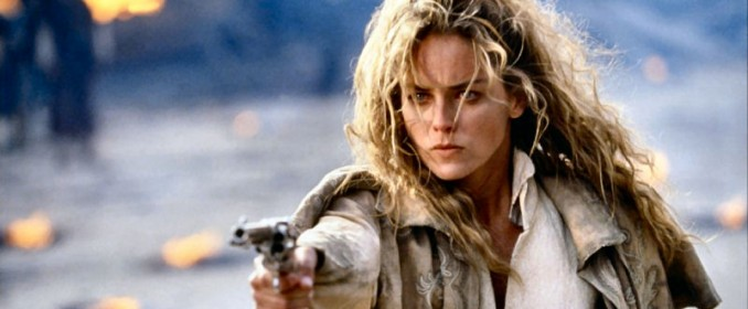 Sharon Stone dans The Quick And The Dead