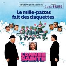 Année Sainte (L') / Le Mille-Pattes Fait des Claquettes (Claude Bolling) UnderScorama : Novembre 2015