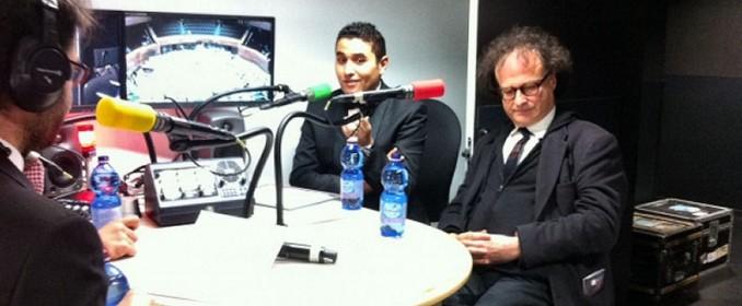 Amine Bouhafa & Marc Marder