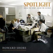Spotlight (Howard Shore) UnderScorama : Décembre 2015